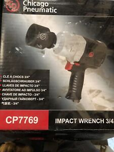 Chicago Pneumatic 7769 Cp7769 3 4 Composite High Torque Impact Wrench