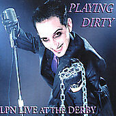 Playing Dirty by Lee Press On amp; the Nails CD Feb 2001 LPN Enterprises $12.99