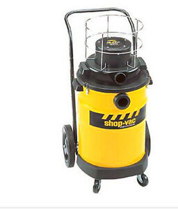 15 Gallon Wet Dry Shop Vac With Cart Industrial Duty
