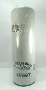 Hastings Lf597 High Velocity Dual Flow Oil Filter 07082014501