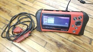 Snap On Tools Eesc316 Solus Pro Diagnostic Scanner