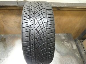 1 225 40 18 92y Continental Extreme Contact Dws 06 Tire 7 5 32 No Repairs 2218