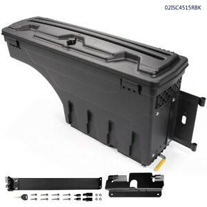 New Truck Bed Storage Box Toolbox Right Fit Chevy Silverado Gmc Sierra 07 18
