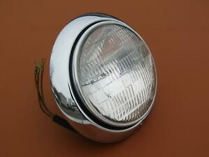 1949 50 51 52 Chevrolet Oldsmobile Pontiac Nos Gm Guide Headlight Lamp Assembly
