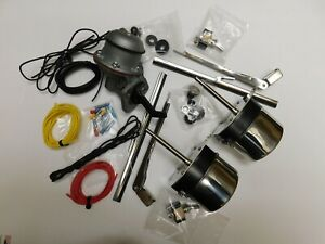 International Harvester Scout 80 Complete Electric Wiper Motor Conversion Kit