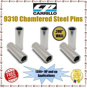 Cp Carillo 9310 Chamfered Steel Pins With 200 Wall For Up To 1300 Hp App