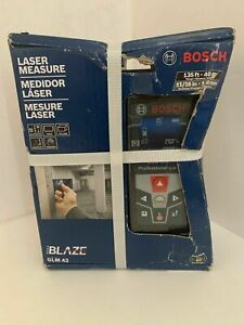 Bosch Glm 42 Professional 135 Ft Laser Measure With Full color Display eb46