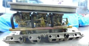 Ford Original 390 406 Tri power Assembly Complete