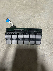 2017 2020 Ford F250 Overhead Console Auxiliary Switches