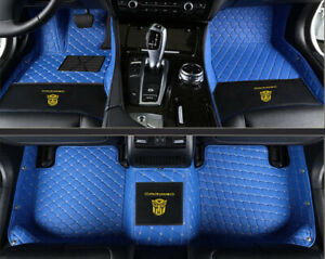 Fit Chevrolet Camaro Custom Waterproof Luxurious Coupe Auto Car Floor Mats