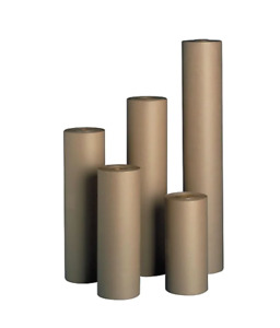 24 X 1200 30 Kraft Paper Rolls For Shipping Wrapping Packing Fill