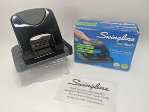Swingline Smarttouch 2 hole Punch Excellent
