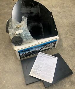 Buyers Products Pro Wings Pw22 Snow Plow Wing Extensions Snowplow