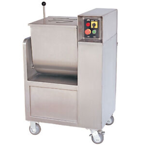 New Alpha 70 Lbs Commercial Meat Mixer