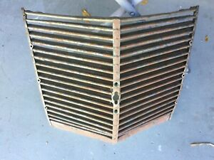 1939 Mercury Grill Original Oem Flathead Look Sale