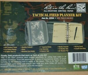 Rite In The Rain 9255a ucp Acu Camo All weather Field Planner Starter Kit new