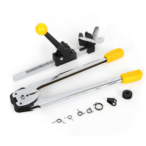 Packaging Strapping Tool Kit Strapping Banding Tool Tensioner For Strap Sealer