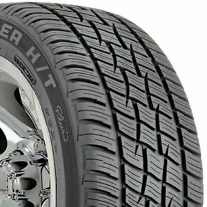 Set Of 4 Cooper Discoverer H t Plus All season Tires 275 55r20 117t