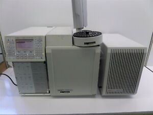 Varian Cp 3800 Gas Chromatograph With Saturn 2200 Gc ms And Cp 8400 Autosampler