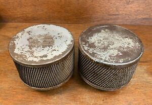 Original Knecht Wire Mesh Air Cleaners Porsche 356 Zenith 32 Round