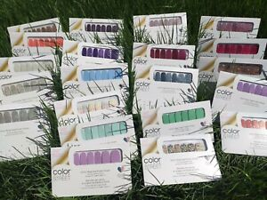 Color Street Nail Strips Free Ship W tracking On All Orders Monday Restocks