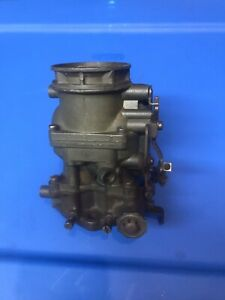 ford Script Carburetor Stromberg Flathead Mercury Model Ec 2 Barrel 1 1 16