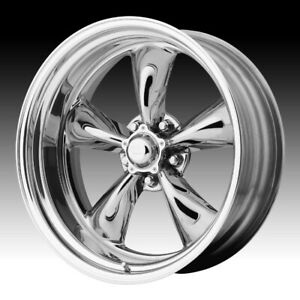 American Racing Vn505 Torq Thrust Ii Polished 17x9 5 5x4 75 32mm vn50579561