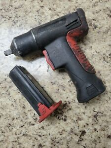 Snap On Ct561 3 8 Impact Wrench 7 5v W 2 Batteries Used