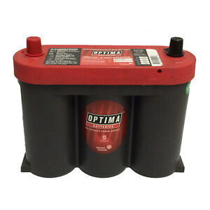Optima Batteries Opt8010 044 6v Redtop Starting Battery