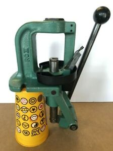 RCBS Rock Chucker II Single Stage Reloading Press with Primer Arm and Tray $279.95