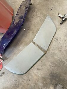 Vintage Auto Windshield Sun Visor Shield Rat Rod Hot Rod Lowrider Part Car Truck