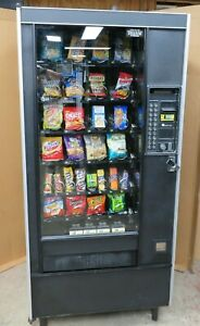 Automatic Products Snack candy Vending Machine Model 110
