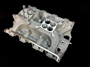 Ford Shelby Fe 8v Dual Quad 428 Cobra Jet Intake Manifold C7zx 9425 A
