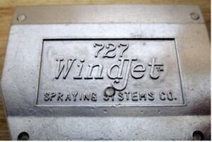 Spraying Systems 727 Windjet Air Nozzle 727