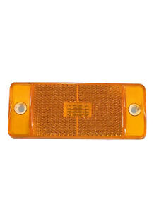 Ford Bronco 1970 1977 F Series Truck 1969 1972 Amber Side Marker Light New