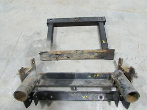 Used Meyer Snow Plow Classic Mount 17111 1999 2010 Chevy Gmc 2500 3500
