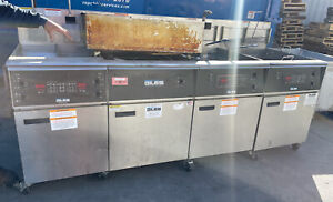Giles Eof 24 Triple Deep Fryer Parts Only