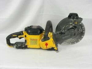 Dewalt Dcs690 Flexvolt Brushless 60v 9 Cut Off Saw W Battery ec1015114