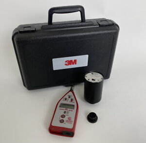 Vgc Quest 3m 2100 Sound Level Meter W Qc 10 Calibrator Case Shipsfast