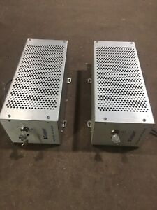 Checkpoint Security System Power Module 425 Lot Of 2 With Keys