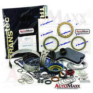 5r55w S Transmission Rebuild Kit Raybestos Clutches With Bands 2003 08
