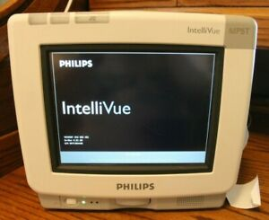 Philips Intellivue Mp5t Patient Monitor biomed Tested With Recorder