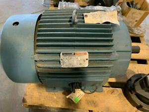Used Reliance 30hp 1765rpm Electric Motor P28g321d g1 jz