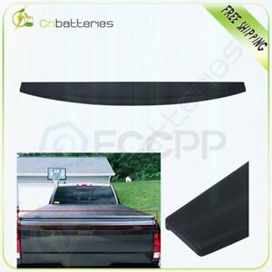 Fit For 2009 2018 Dodge Ram Pickup Tailgate Molding Spoiler Protector Cover