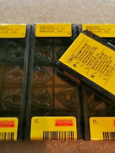 Genuine Wnmg 432 pr 4315 Sandvik Insert 1 Box Of 10 Inserts