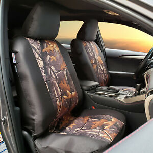 Camo Seat Covers For Trucks Chevy Silverado Dodge Ram 1500 Gmc Sierra