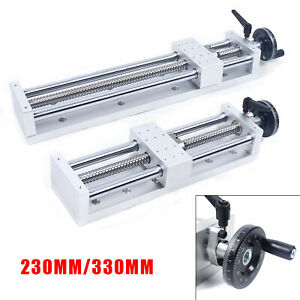 Linear Guide Rail Cnc Slide Stage Actuator Ball Screw Motion Table Pt lx200 300