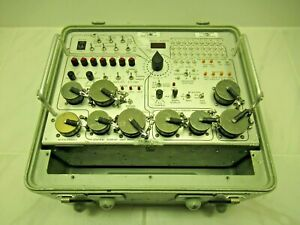 Canadian Marconi Company Vertical Instrument Display System Unit Tester