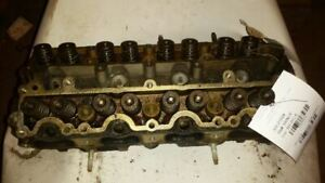 Cylinder Head 2 4l With Egr Fits 96 99 Cavalier 86944