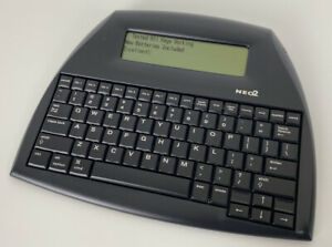 Alphasmart Neo2 Portable Laptop Word Processor Tested Batteries Usb Cable